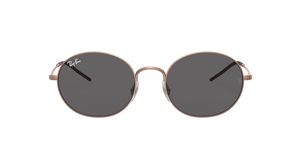 Silver RB3594 RAY-BAN BEAT Grey-Black  53