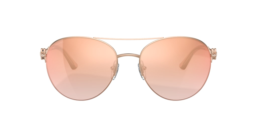 Gold BV6132B Bvlgari Pink