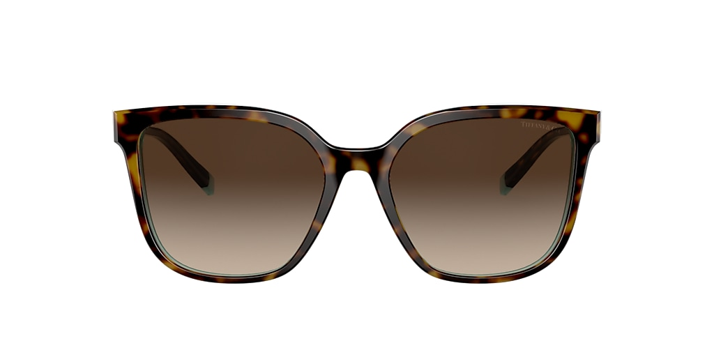 Tortoise TF4165F Tiffany Diamond Point Brown Gradient