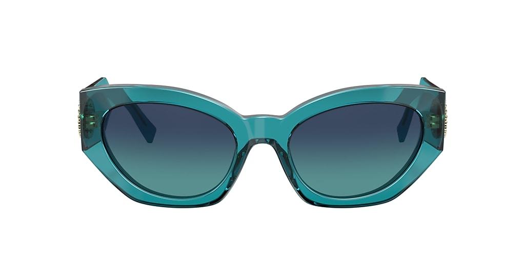 Bleu clair VE4376B Dégradé Bleu