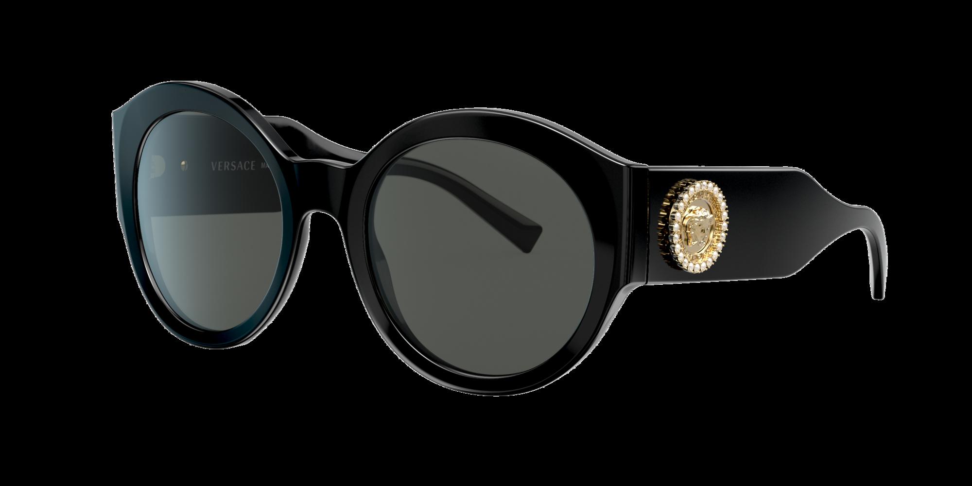 Versace Woman  VE4380B -  Frame color  Black, Lens color  Grey-Black