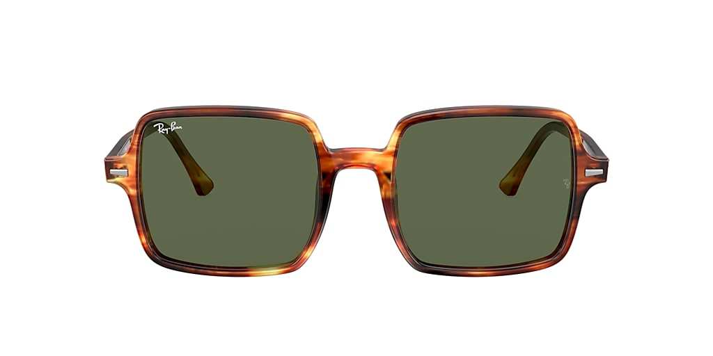Tortoise RB1973 SQUARE II Green  53