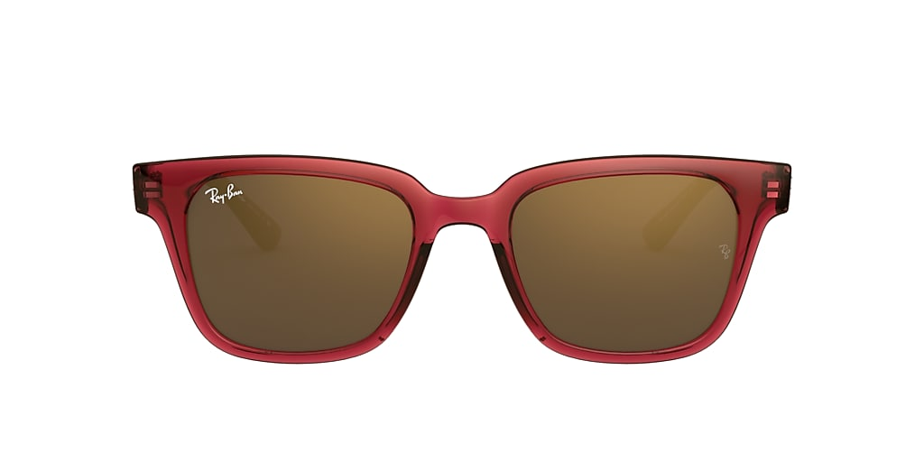 Red RB4323 Brown Gradient Mirror  51