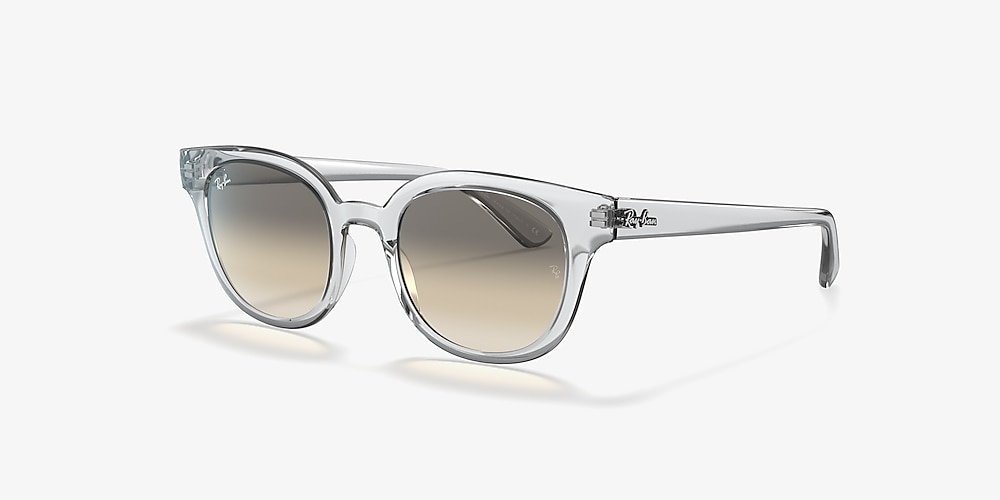 Ray Ban Rb4324 50 Grey Black Transparent Sunglasses Sunglass Hut Usa We offers transparent sunglasses products. ray ban