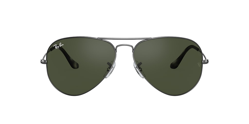 Grey RB3025 AVIATOR CLASSIC Green  58