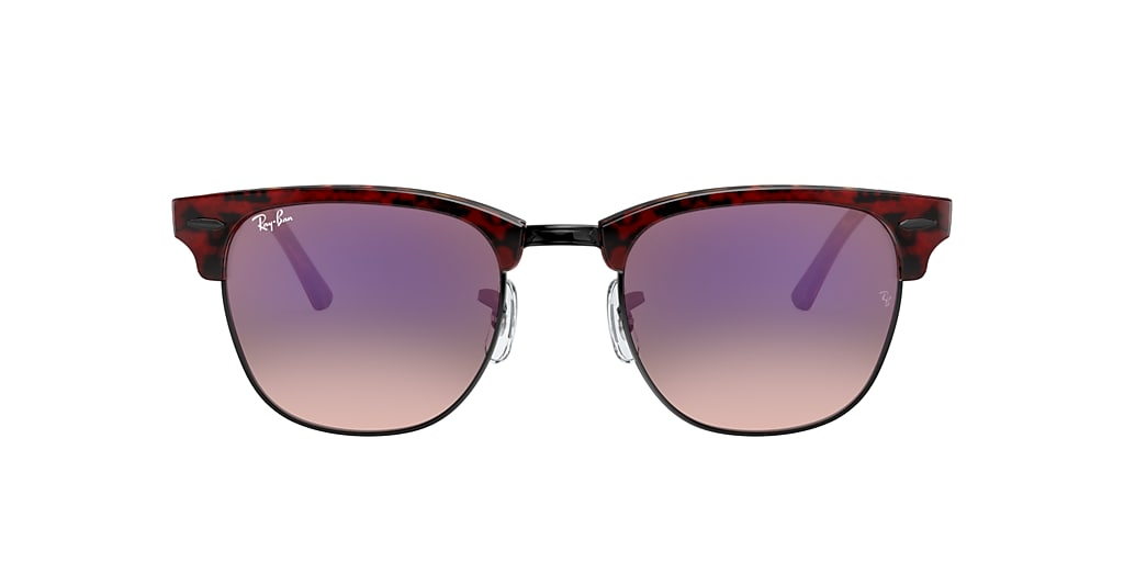 Havane RB3016 CLUBMASTER COLOR MIX Violette  49