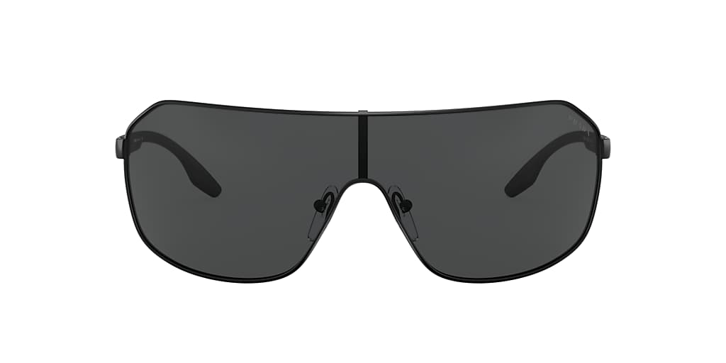Matte Black PS 53VS Grey-Black