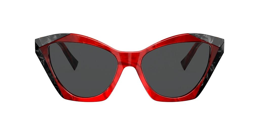 Rojo A05056 Ambrette Gris-Negro