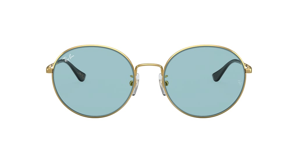 Gold RB3612 TEAM WANG X RAY-BAN Blue  56