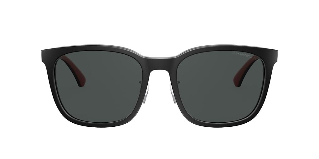Matte Black EA4147D Grey-Black