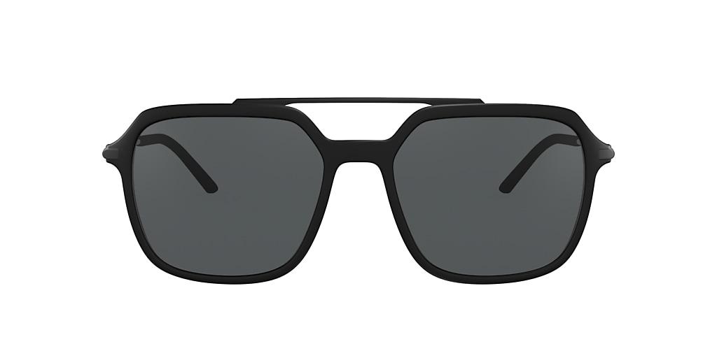 Matte Black DG6129 Grey-Black