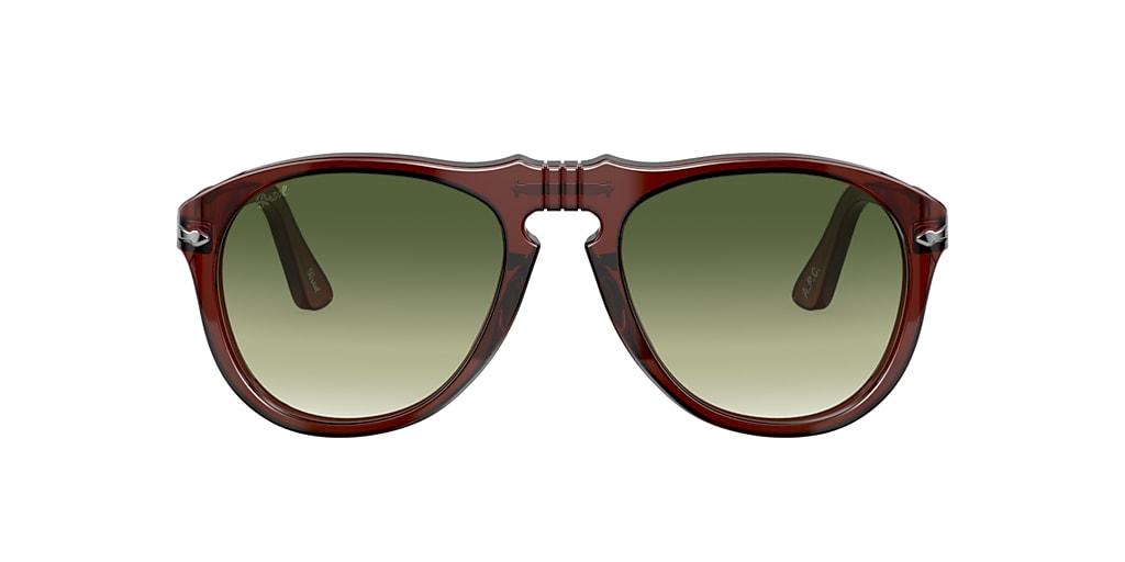 Brown PO0649 Persol x A.P.C Green