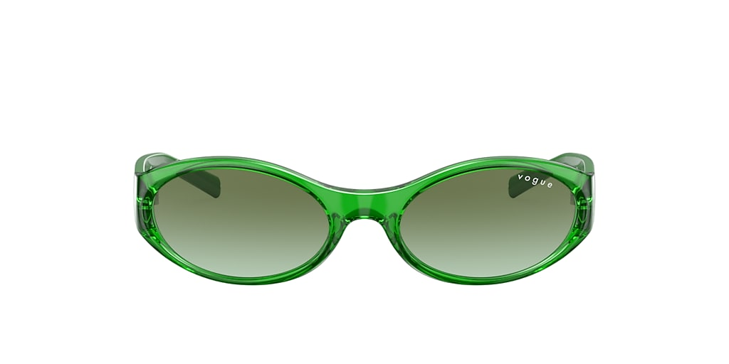 Green VO5315S MBB X VOGUE EYEWEAR Green