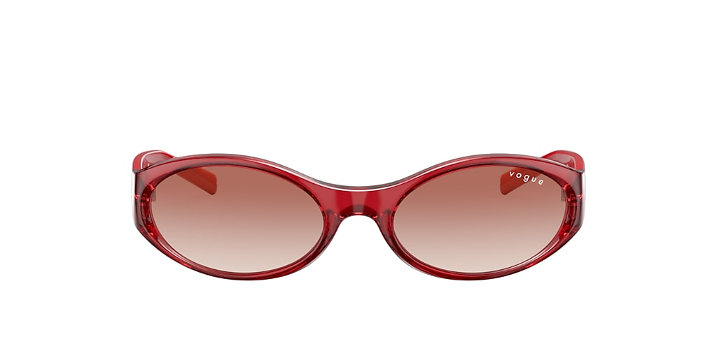 Red VO5315S MBB X VOGUE EYEWEAR Brown