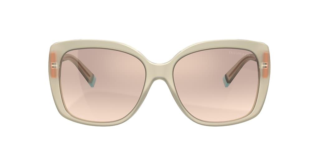Ivory TF4171 Brown Gradient Mirror