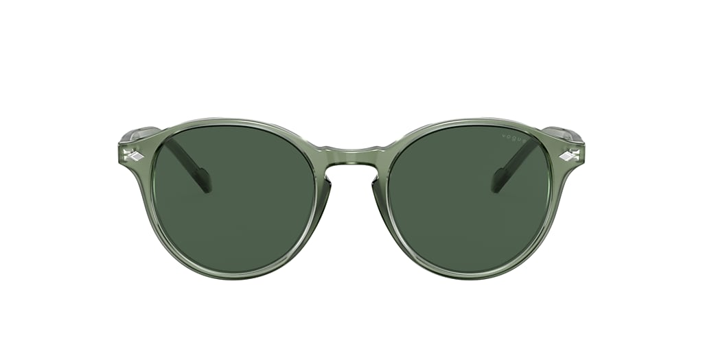 Transparent Grey VO5327S Green