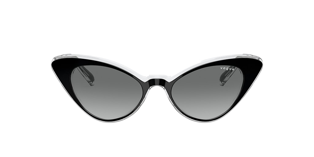 Black VO5317S MBB X VOGUE EYEWEAR Grey-Black