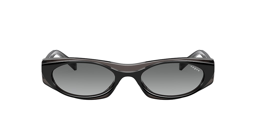 Black VO5316S MBB X VOGUE EYEWEAR Grey-Black