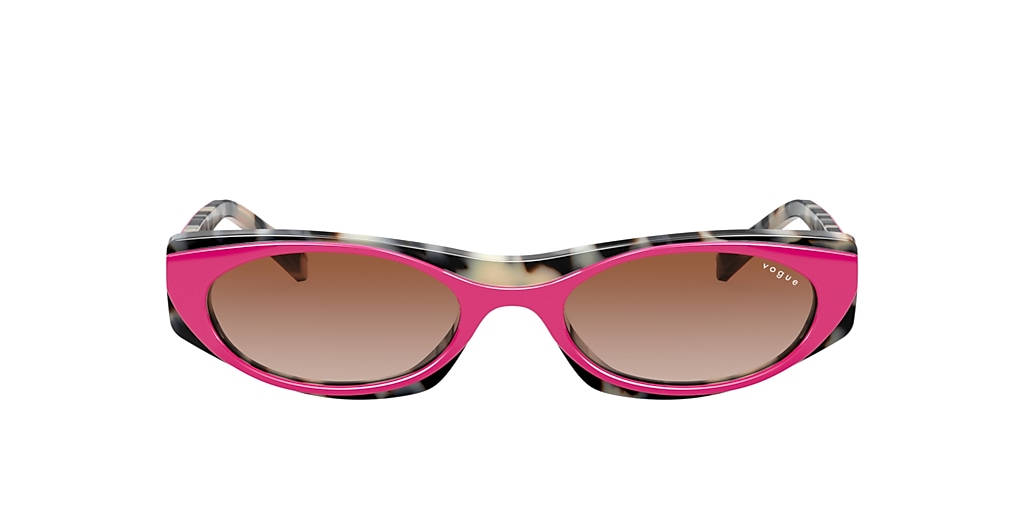 Rose VO5316S MBB X VOGUE EYEWEAR Dégradé marron