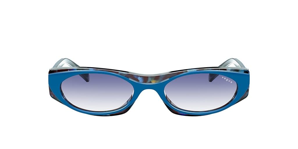 Blue VO5316S MBB X VOGUE EYEWEAR Blue Gradient