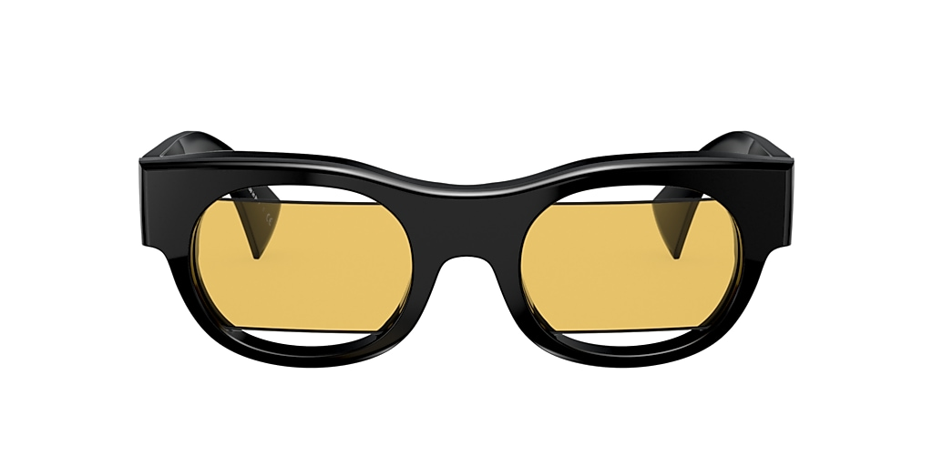 Black A05059 Jeremy Scott 2 Yellow