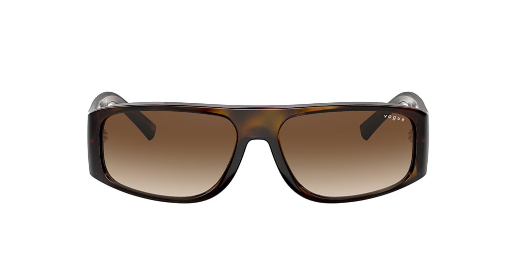 Marron VO5318S MBB X VOGUE EYEWEAR Dégradé marron