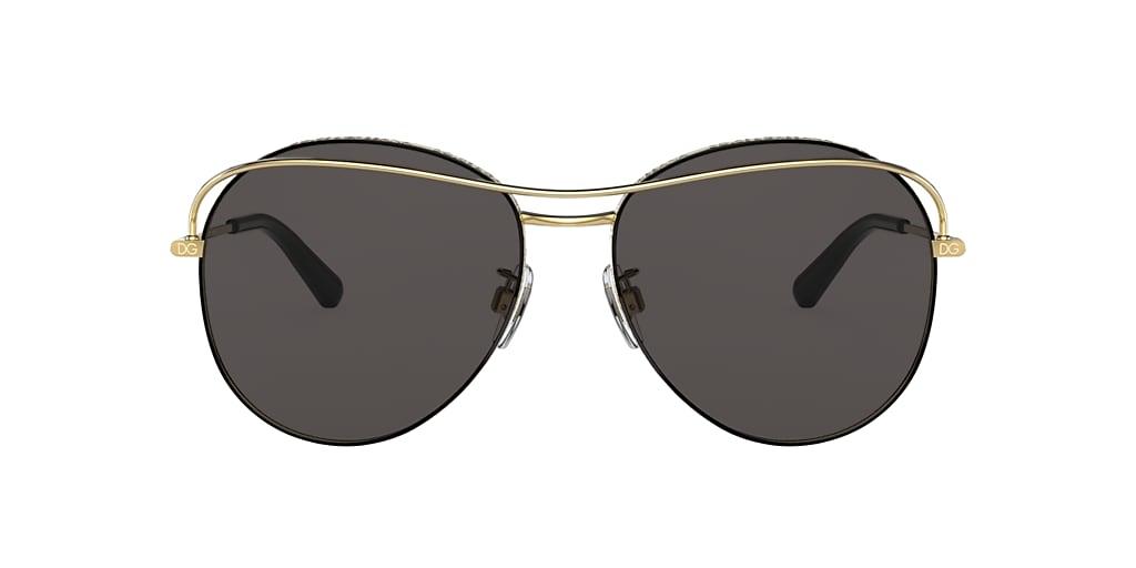 Gold DG2261 Grey-Black