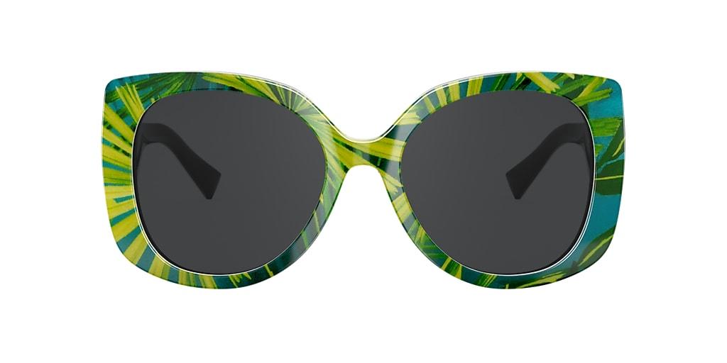 Green VE4387 Grey-Black