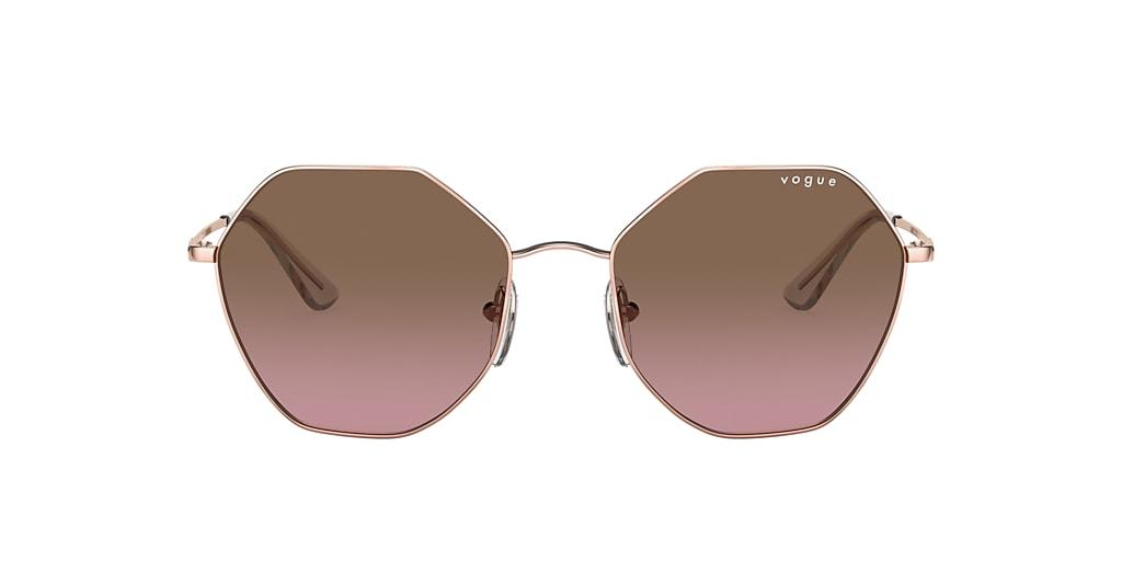 Rose Gold VO4180S Degradadas marrón/rosa