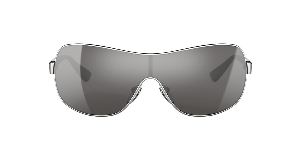 Silver HU1008 Grey Mirror