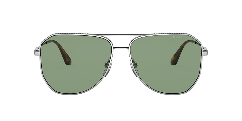 Silver PR 63XS Green