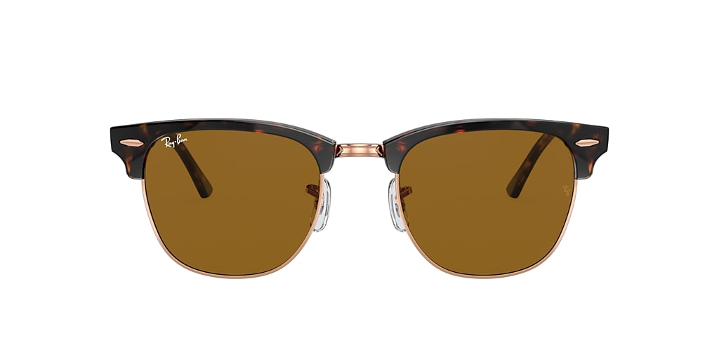 Tortoise RB3016 CLUBMASTER CLASSIC Brown  51
