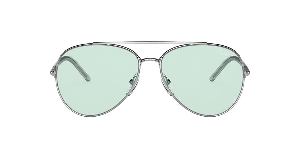 Silver PR 66XS Green