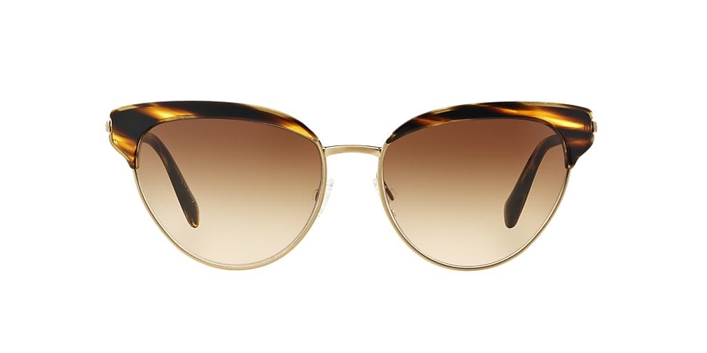 Gold OV1187S JOSA Brown  57