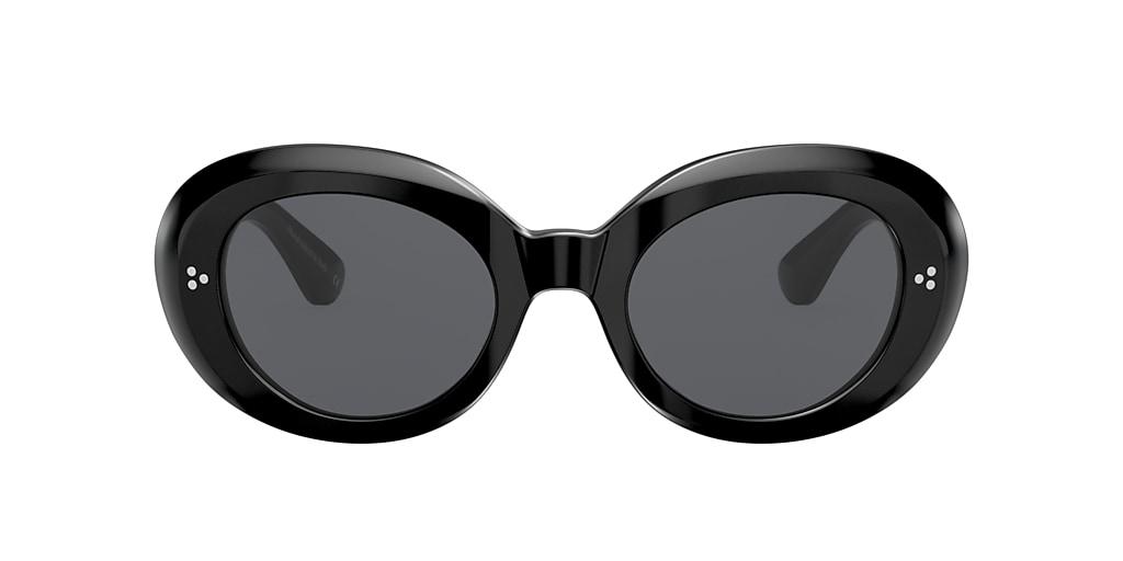Schwarz OV5395SU Erissa Grey-Black  52
