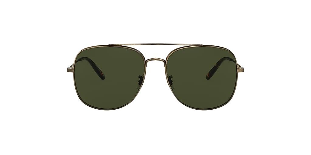 Gold OV1272S Taron Green