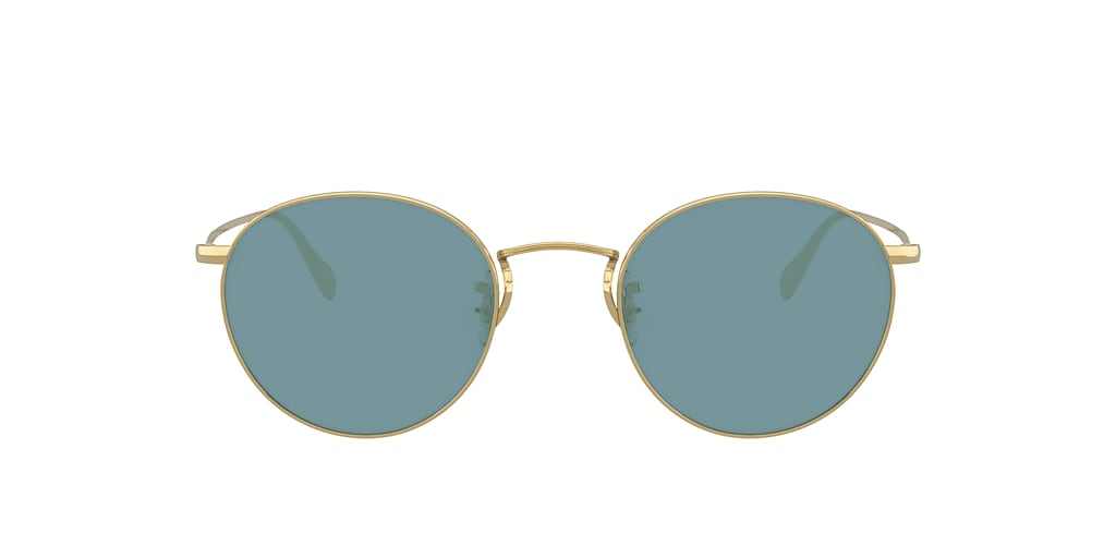 Gold OV1186S Coleridge Sun Blue