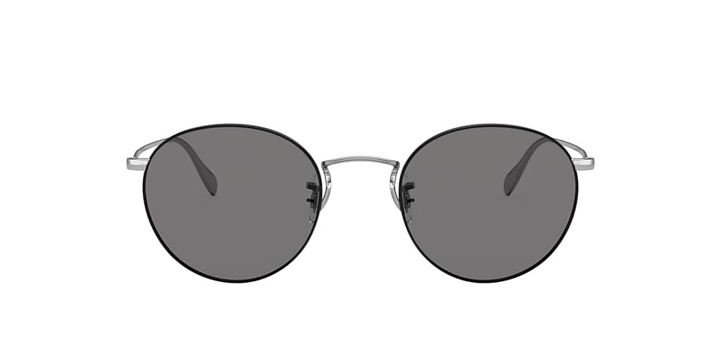 Silver OV1186S Coleridge Sun Grey-Black  50