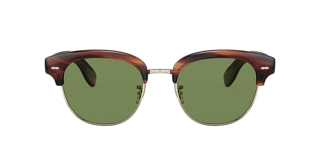 Tortoise OV5436S Cary Grant 2 Sun Green  52