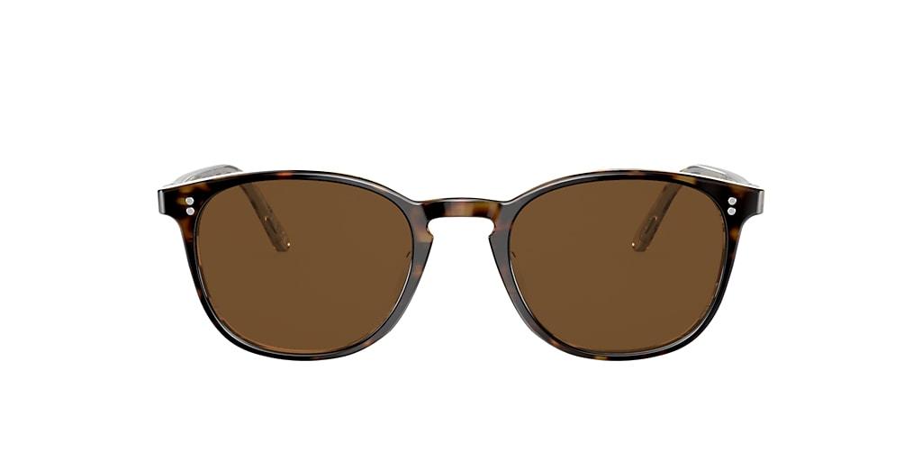 Tortoise OV5397SU Finley Vintage Sun Brown  49