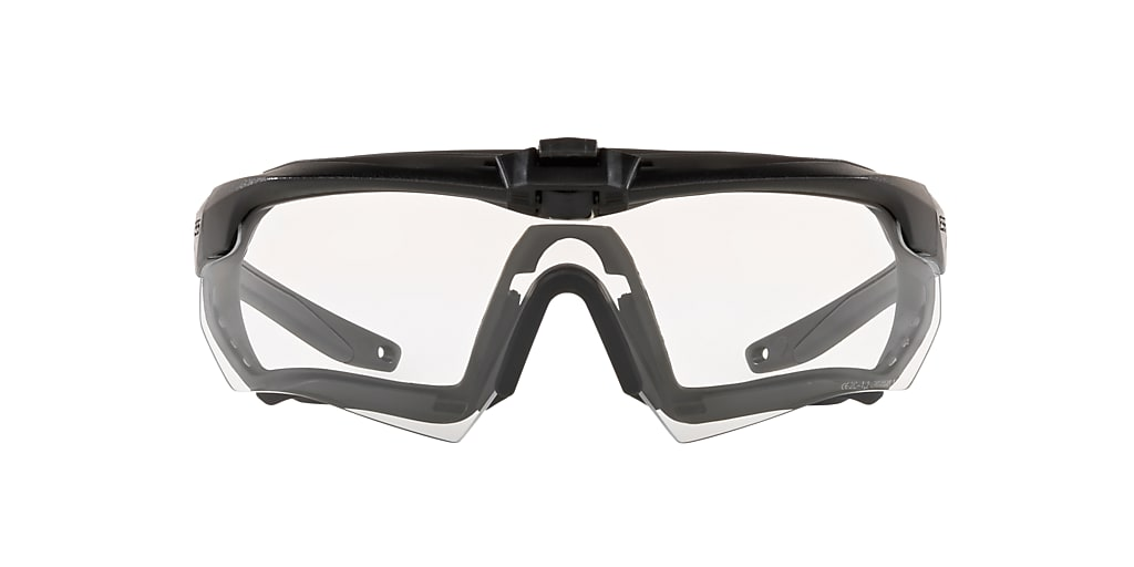 Matte Black EE9007 CROSSBOW PPE WITH GASKET Clear