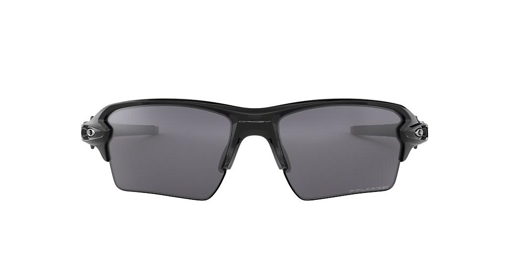 Black OO9188 Flak® 2.0 XL Grey-Black  59