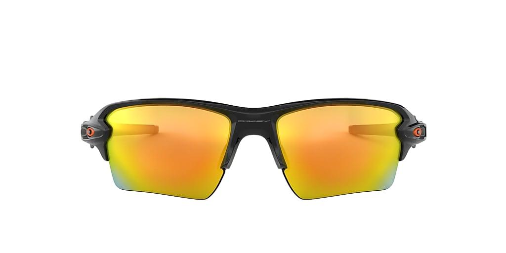 Black OO9188 Flak™ 2.0 XL Team Colors Orange  59