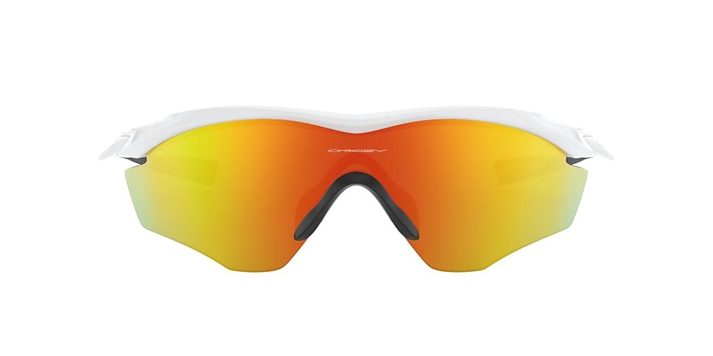 White OO9343 M2™ Frame XL Orange  14