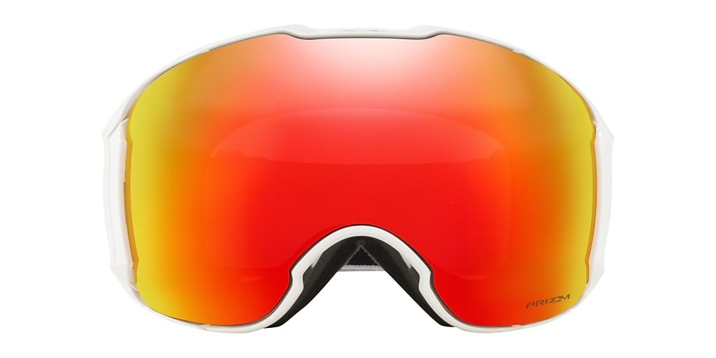White OO7071 Airbrake® XL Snow Goggle Red