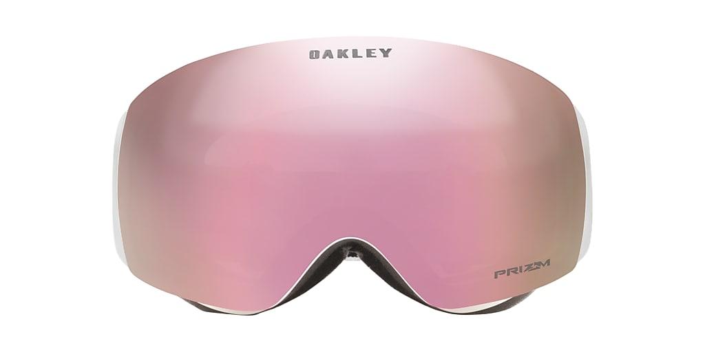 White OO7064 Flight Deck™ XM Snow Goggle Pink