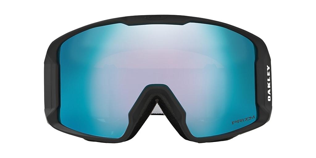 Black OO7070 Line Miner™ Snow Goggle Blue  00