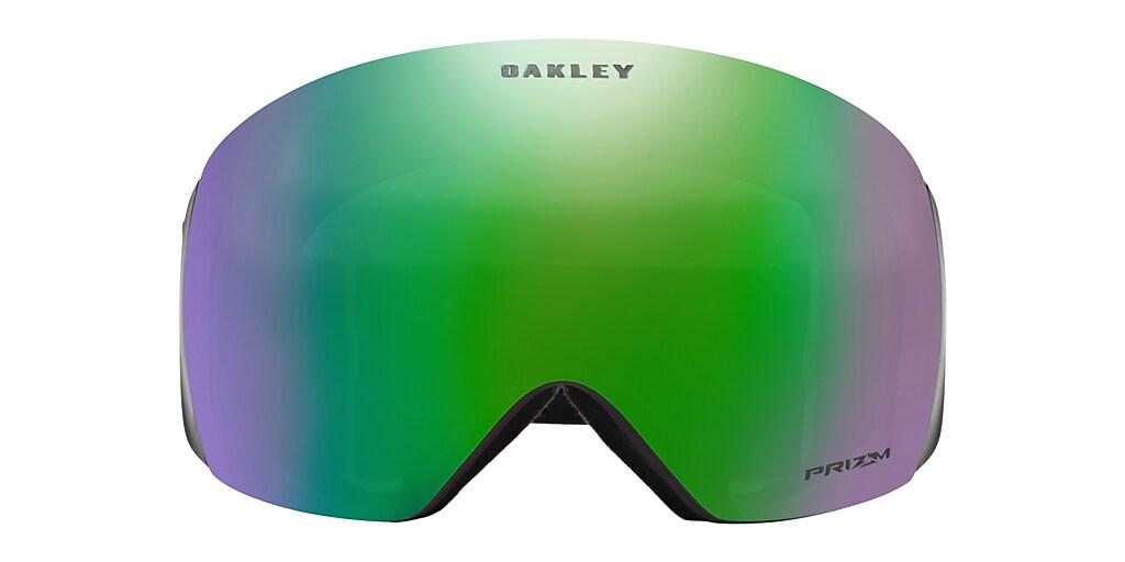 Black OO7050 Flight Deck™ Factory Pilot Snow Goggle Green