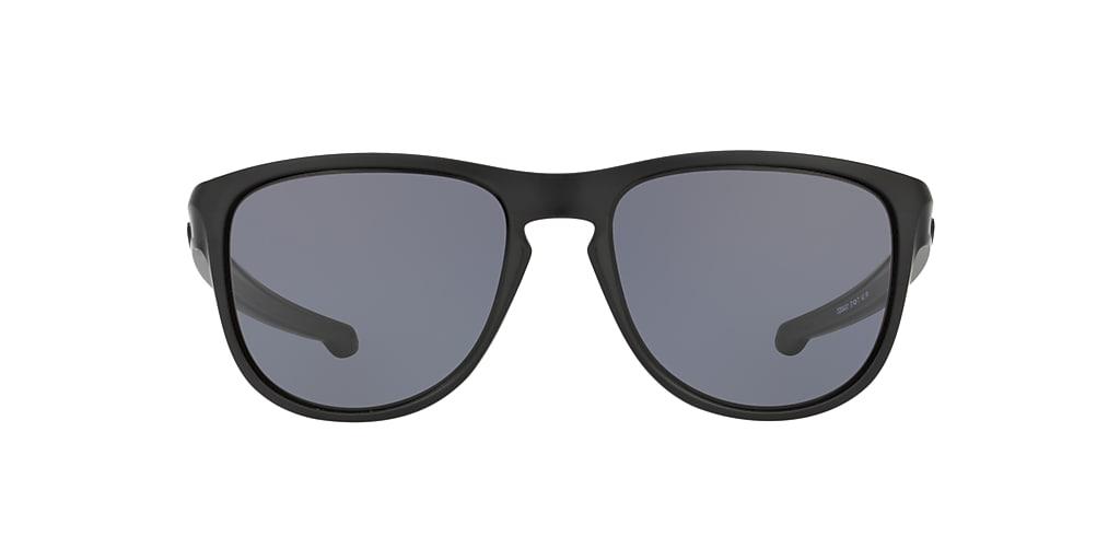 Black OO9342 Sliver™ Round Grey-Black  57