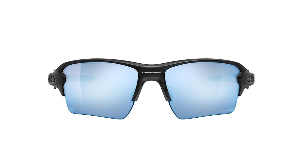 Black OO9188 Flak® 2.0 XL Prizm Deep Water Polarized  59